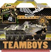 TEAMBOYS ARMY STICKERS!