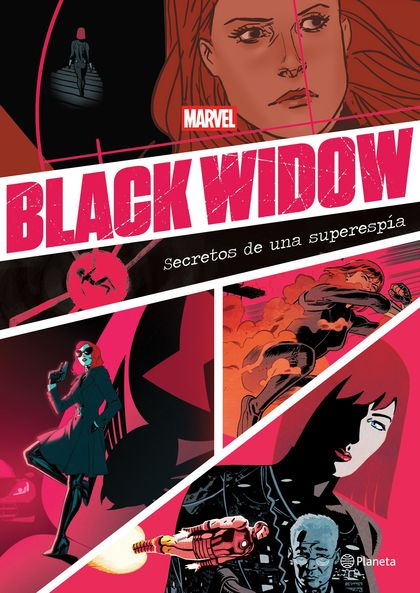 Black Widow. Secretos de una superespía