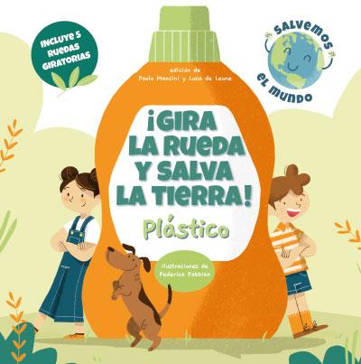 ¡GIRA LA RUEDA Y SALVA LA TIERRA PLASTICO! (VVKIDS.