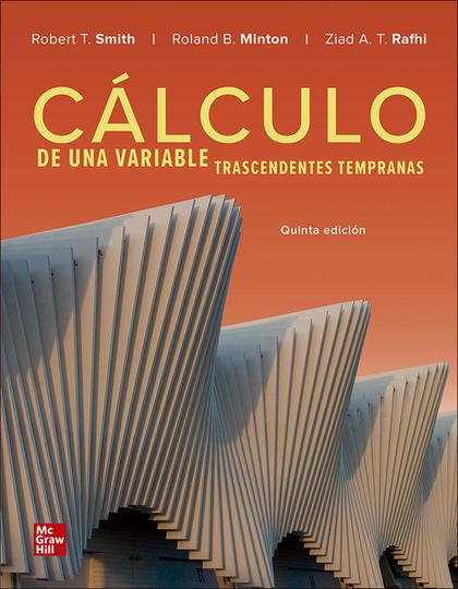 BUNDLE CNCT CALCULO UNA VARIABLE TRASCENDENTES TEMP 12 M