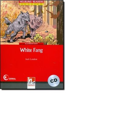 THE WHITE FANG+CD.