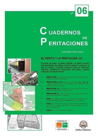 CUADERNO DE PERITACIONES 6.