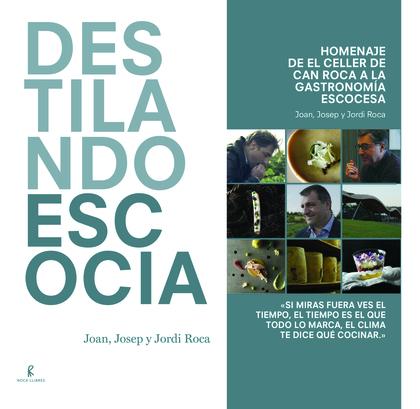 DESTILANDO ESCOCIA                                                              HOMENAJE DE EL