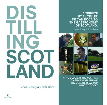 DISTILLING SCOTLAND                                                             A TRIBUTE BY EL