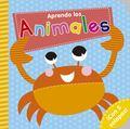 APRENDO LOS ANIMALES - PEEK A BOO. CON 5 SOLAPAS
