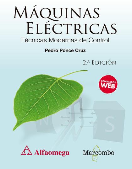 MÁQUINAS ELÉCTRICAS. TÉCNICAS MODERNAS DE CONTROL.