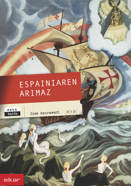 ESPAINIAREN ARIMAZ.
