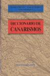DICCIONARIO DE CANARISMOS