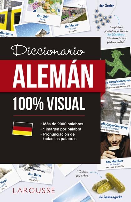 DICCIONARIO DE ALEMÁN 100% VISUAL.