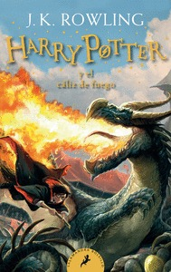 HARRY POTTER Y EL CÁLIZ DE FUEGO (HARRY POTTER 4).