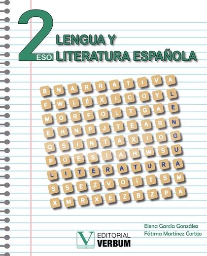 LENGUA Y LITERATURA ESPAÑOLA. 2º DE ESO.
