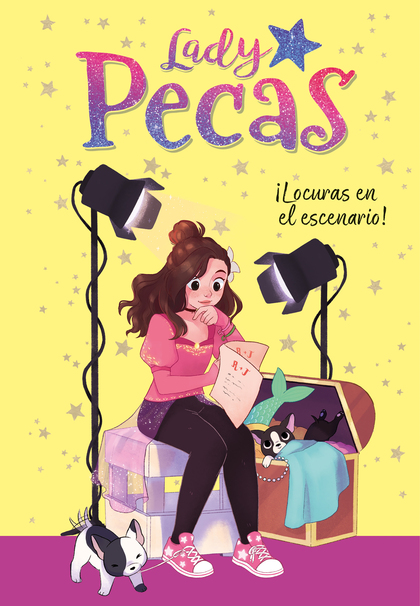 ¡LOCURAS EN EL ESCENARIO! (SERIE LADY PECAS 2).
