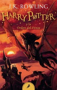 HARRY POTTER Y LA ORDEN DEL FÉNIX (HARRY POTTER 5).