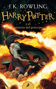 HARRY POTTER Y EL MISTERIO DEL PRÍNCIPE (HARRY POTTER 6).