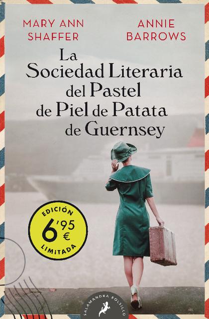 LA SOCIEDAD LITERARIA DEL PASTEL DE PIEL DE PATATA DE GUERNSEY.