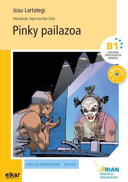 ARIAN B1. IRAKURGAIAK 15. PINKY PAILAZOA + CD.