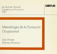 METODOLOGÍA DE LA FORMACIÓN OCUPACIONAL