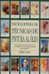 ENCICLOPEDIA TECNICAS PINTURA OLEO