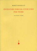 INVENTARI PARCIAL D´EXCUSES PER VIURE