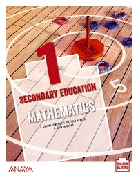 MATHEMATICS 1. STUDENT´S BOOK + DE CERCA.