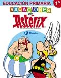 VACACIONES CON ASTÉRIX, 1 EDUCACIÓN PRIMARIA. CUADERNO DE VACACIONES