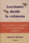 LECCIONES DESDE LA COLMENA