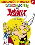 VACACIONES CON ASTÉRIX, 4 EDUCACIÓN PRIMARIA. CUADERNO DE VACACIONES