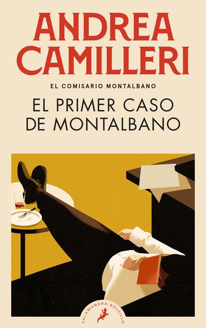 EL PRIMER CASO DE MONTALBANO (COMISARIO MONTALBANO 11).