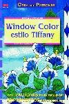 WINDOW COLOR ESTILO TIFFANY