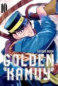 GOLDEN KAMUY N 10.