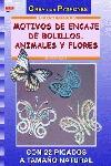 MOTIVOS DE ENCAJE DE BOLILLOS: ANIMALES Y FLORES