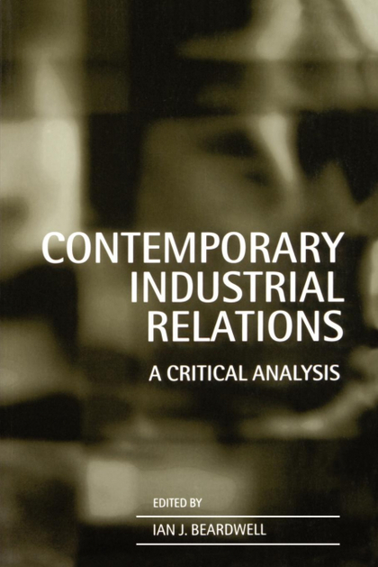 CONTEMPORARY INDUSTRIAL RELATIONS
