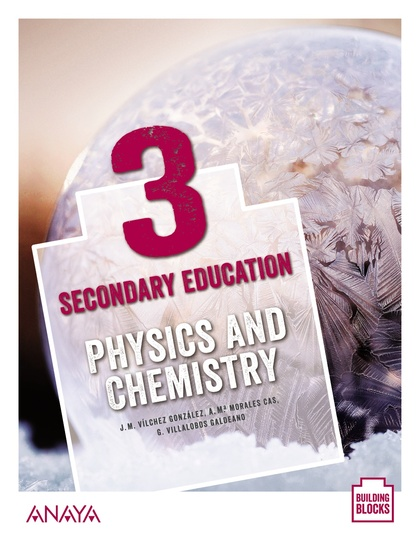 PHYSICS AND CHEMISTRY 3. STUDENT´S BOOK.