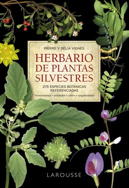 HERBARIO DE PLANTAS SILVESTRES.