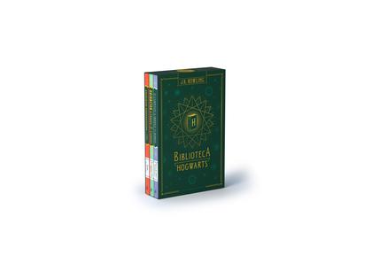 BIBLIOTECA HOGWARTS (EDICI?N ESTUCHE).