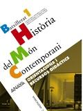 HISTÒRIA DEL MÓN CONTEMPORANI. 1 BATXILLERAT (VALENCIA). ORIENTACIONS I RECURSOS DIDÀCTICS