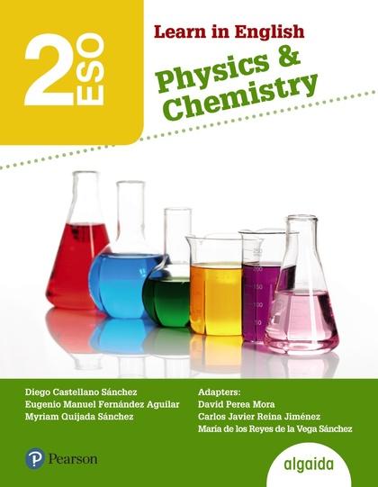 LEARN IN ENGLISH PHYSICS & CHEMISTRY, 2 ESO, LIBRO DEL ALUMNO, ANDALUCÍA, CEUTA, MELILLA