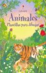 ANIMALES LOS PLANTILLAS