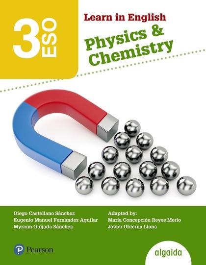 PHYSICS CHEMISTRY 3ºESO ANDALUC/CEUTA/MELIL.16 LEA