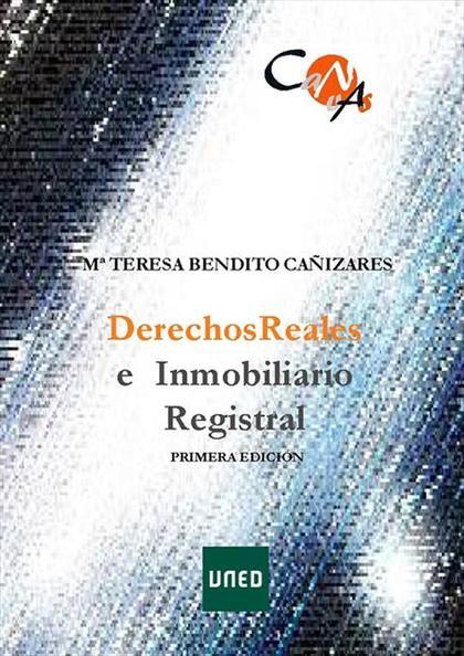 CANVAS. DERECHOS REALES E INMOBILIARIO REGISTRAL.