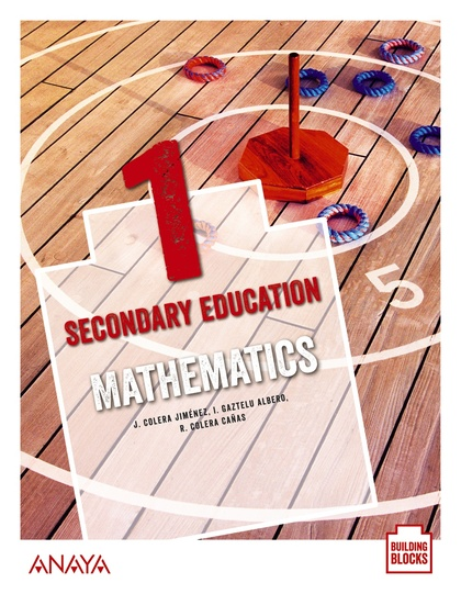 MATHEMATICS 1. STUDENT´S BOOK
