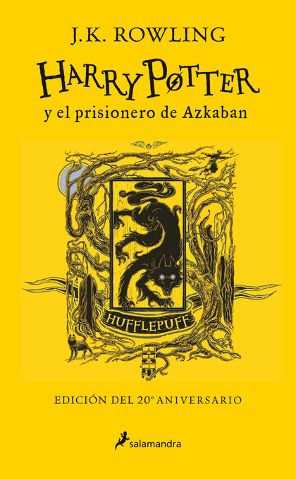 HARRY POTTER Y EL PRISIONERO DE AZKABÁN.