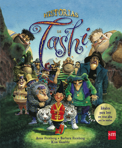HISTORIAS DE TASHI