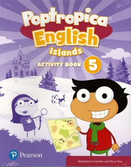 POPTROPICA ENGLISH ISLANDS 5 ACTIVITY BOOK PRINT & DIGITAL INTERACTIVEACTIVITY B.