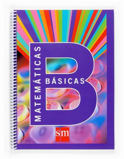 TABLET: CUADERNOS DE MATEMÁTICAS BÁSICAS.
