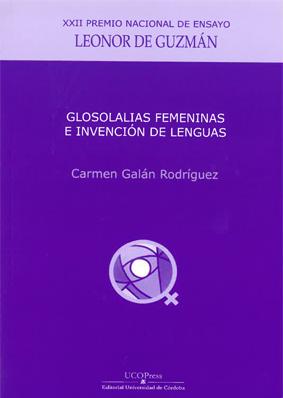 GLOSOLALIAS FEMENINAS E INVENCIÓN DE LENGUAS