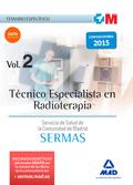 TECNICO ESPECIALISTA EN RADIOTERAPIA VOL. 2.
