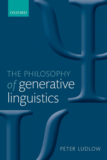 PHILOSOPHY OF GENERATIVE LINGUISTICS