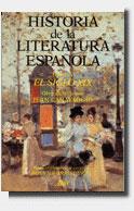 HISTORIA LITERATURAESPAÑOLA T V SIGLO XIX