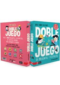 DOBLE JUEGO DE PREGUNTAS Y RESPUESTAS.